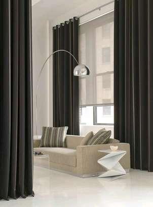 Plain Curtains. image 3