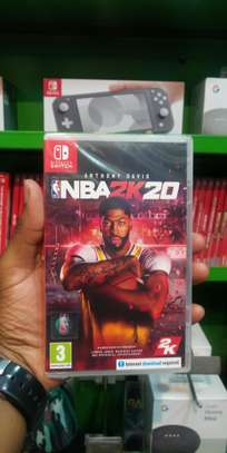 NBA 2K20 for Nintendo Switch image 1