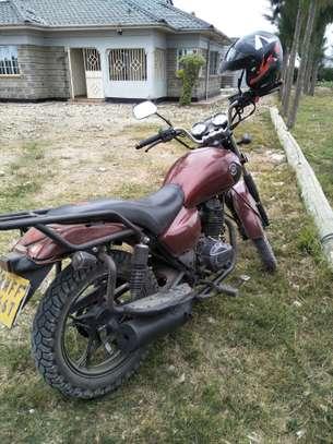 Keeway motorcycle scooter image 5