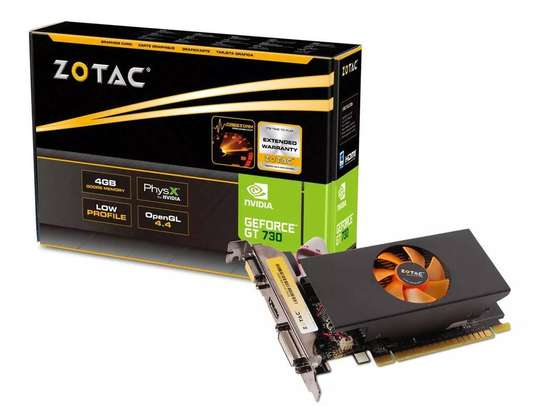 NVIDIA GeForce 4GB GT 730 Graphics Card Offer!! image 1