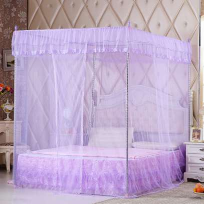 Bedroom Four Stand Mosquito Nets image 6
