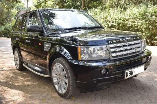 Land Rover Range Rover Sport image 2