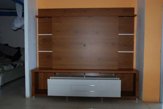 Beautiful Tv stands/ wall unit image 1
