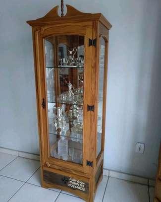 Modern cabinets/corner stands/modern cupboards image 1