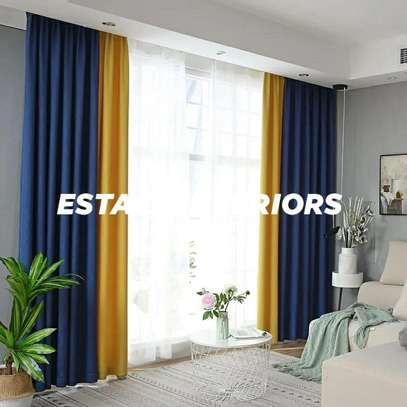 Palatial curtains and blinds image 12