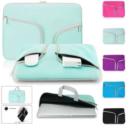 "Macbook Air/Pro/Retina 11""13""12""15""Inch Laptop Sleeve Carry Bag Pouch Case image 2"