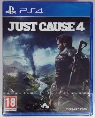 Just Cause 4 Standard Edition (PS4) image 2