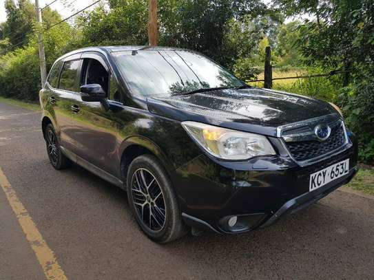 Subaru Forester 2.0 Automatic