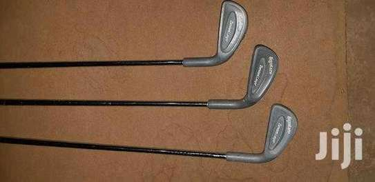 Assortment Of Golf Clubs. image 12