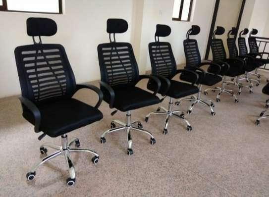 Executive Headrest Chair image 1