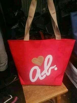 Single Ladies shoulder bag,red image 1