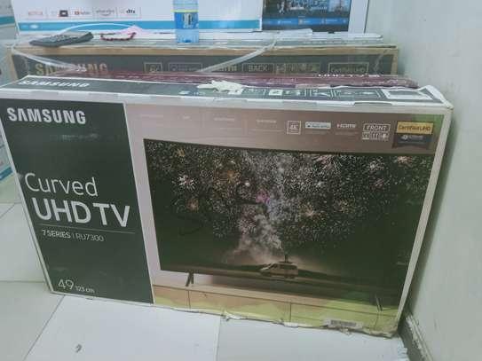 Samsung 49 uhd smart curved tv