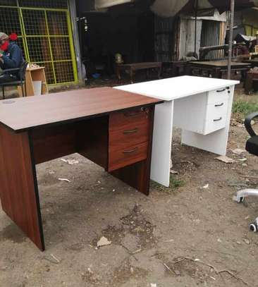 1.2meter length study working desk image 4