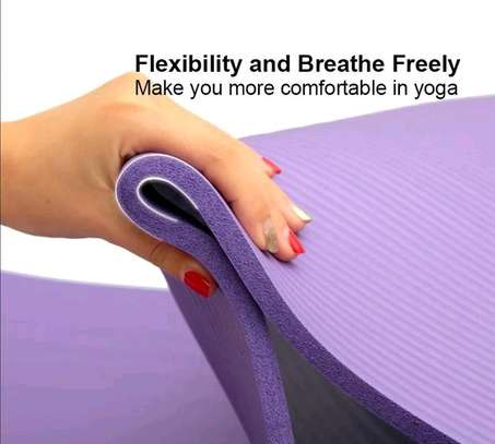 Thickened yoga mats image 1