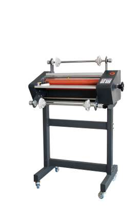 A3 & A4 size hot and cold roll laminators for office & school use Laminator image 1