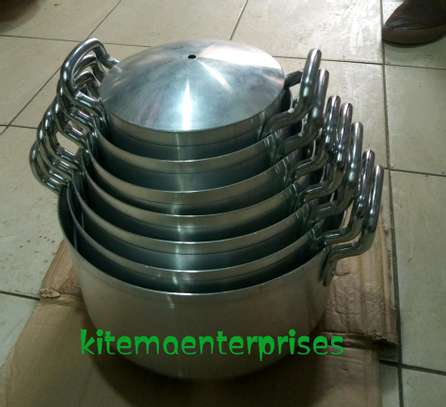Cook ware set(stainless steel)3.5 image 1