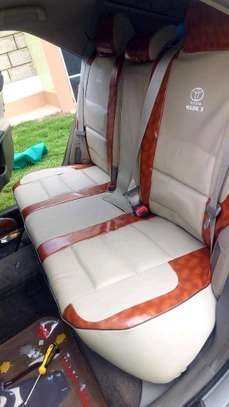 MARK CAR SEAT COVERS image 2