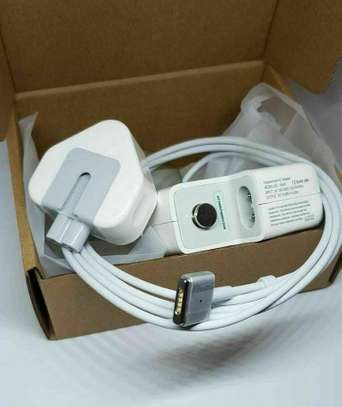 45W T-Tip Mag safe2 Power Charger Adapter for Apple Macbook Air 2012-2016 image 1