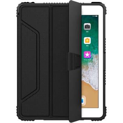 Nillkin Full Body Protective Bumper Shockproof Case with Apple Pencil Holder for iPad 10.2/7th Gen image 8
