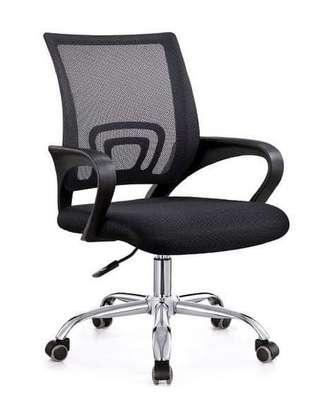Secretarial chair ➕ desk image 8