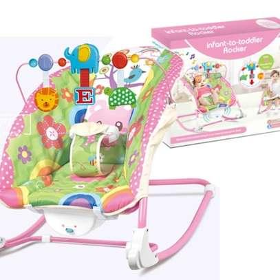 baby/newborn essentials/playpen/Rocker/Free Playmat image 9