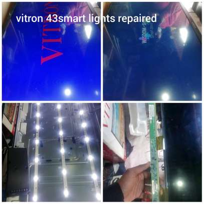 BACKLIGHTS REPAIRS ON ALL LED FLAT-SCREEN TVS image 2
