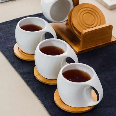 A set of 6 cups image 2
