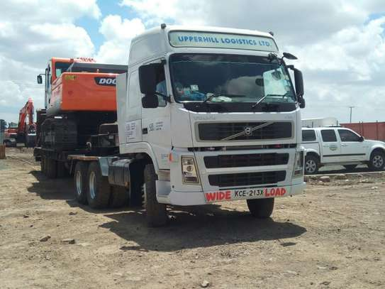 Cranes and Transportation services
