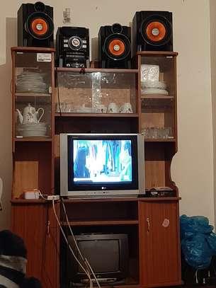 Tv wall unit image 1