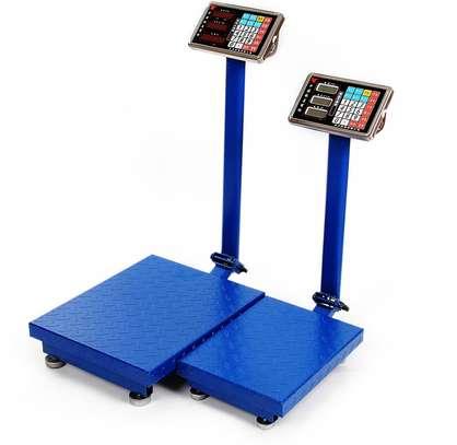 150kg 300Kg Digital Floor Weight Machines Weighing Scale image 1