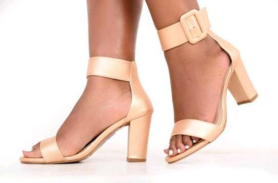 Chunky Heels On an Offer image 2