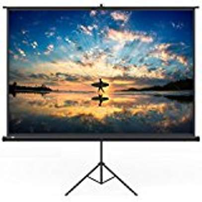 Tripod Projection Screen image 1