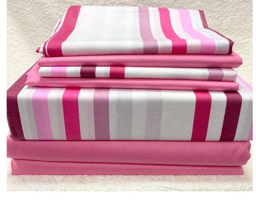 pink bed sheets 5 by 6 image 1