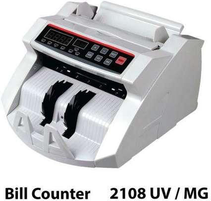 2108cash/bill counting machine image 1