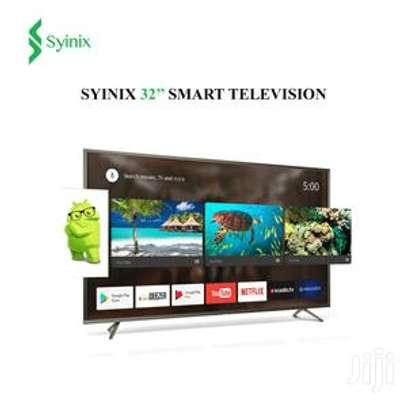 Syinix 32 inch digital smart android tvs image 1