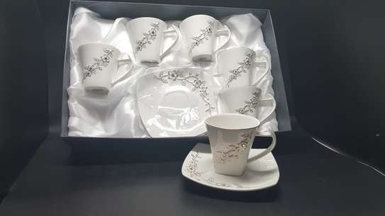 6 pc Ford Tea Set for excecutives