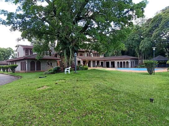 5 bedroom house for rent in Old Muthaiga image 2