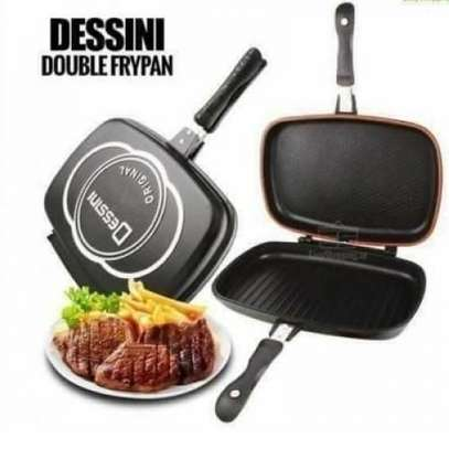 Dessini double sided grill pan (36cm) image 1