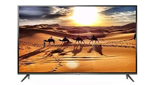 TCL 55 INCH QUHD 4K ANDROID AI SMART - 55P8M 2019 MODEL image 1