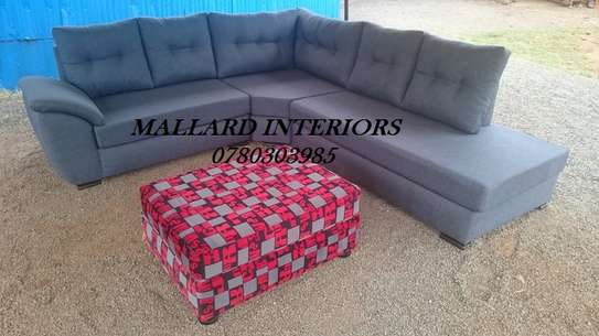 6 Seater L shape