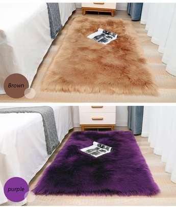 Colorful bedside mat image 2