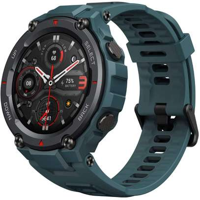AMAZFIT T-REX PRO SMARTWATCH FITNESS WATCH WITH BUILT-IN GPS image 1