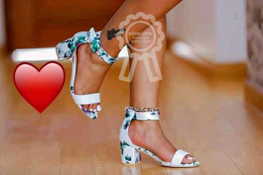 Trendy Chunky Heels image 2