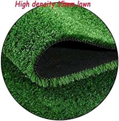 Grass carpet artificial image 2