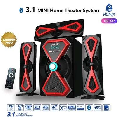 bluetooth 3.1 mini home theater image 1