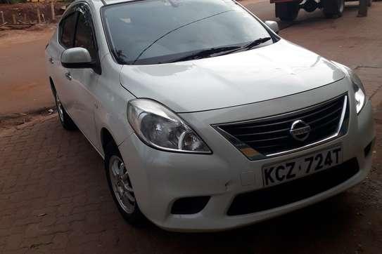Nissan Latio image 1