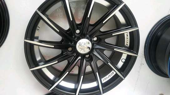 15 Inches original rims for peugout 307,407,