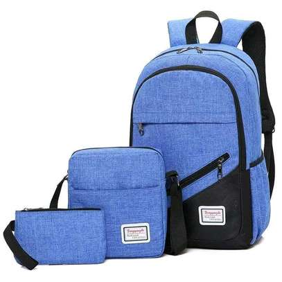 3 in 1 laptop bags backpack image 1