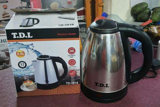 2ltrs electric kettle image 1