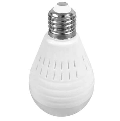 1080P WiFi Camera Light Bulb Panoramic Camera with IR Motion Detection, Night Vision, Two-Way Audio, Cloud Service for Home, Office, Baby, Pet Monitor image 11